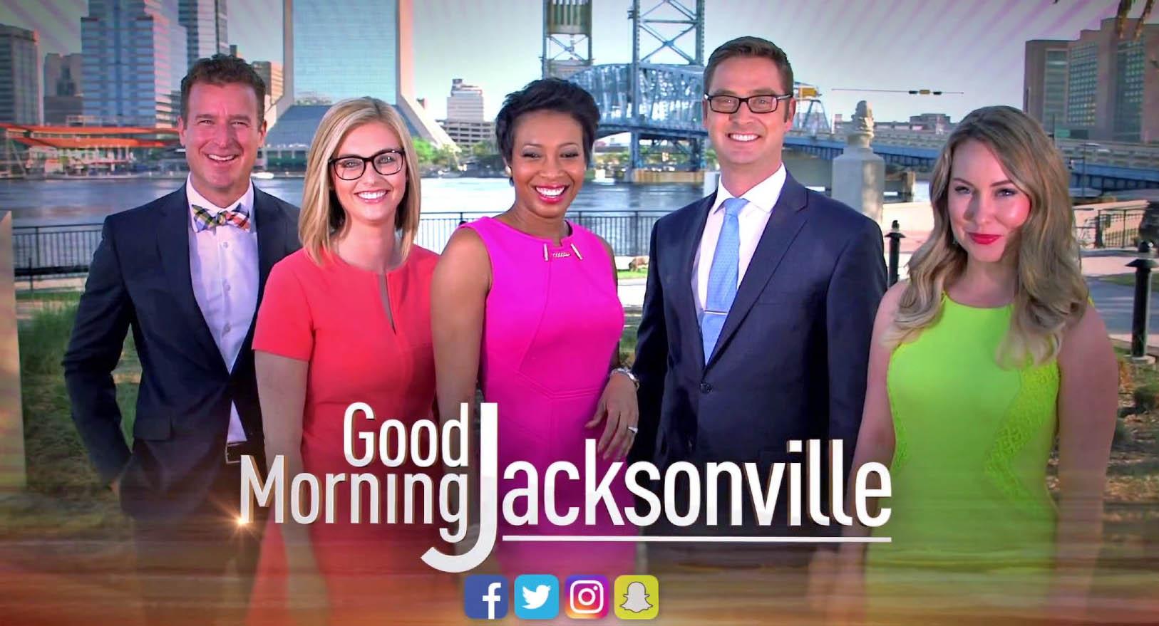 Good Morning Jacksonville news team
