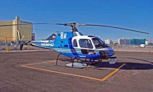KLAS TV helicopter