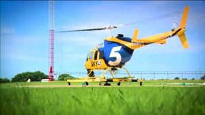 KOCO 5 News helicopter