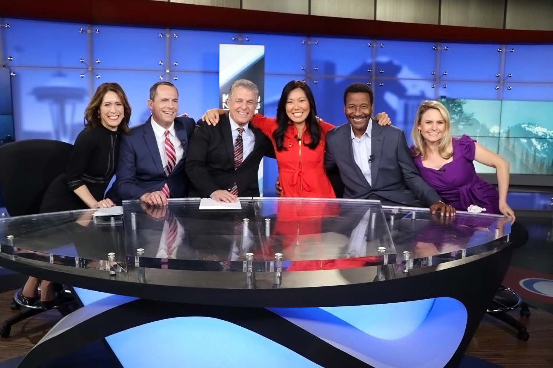 KOMO 4 News anchors
