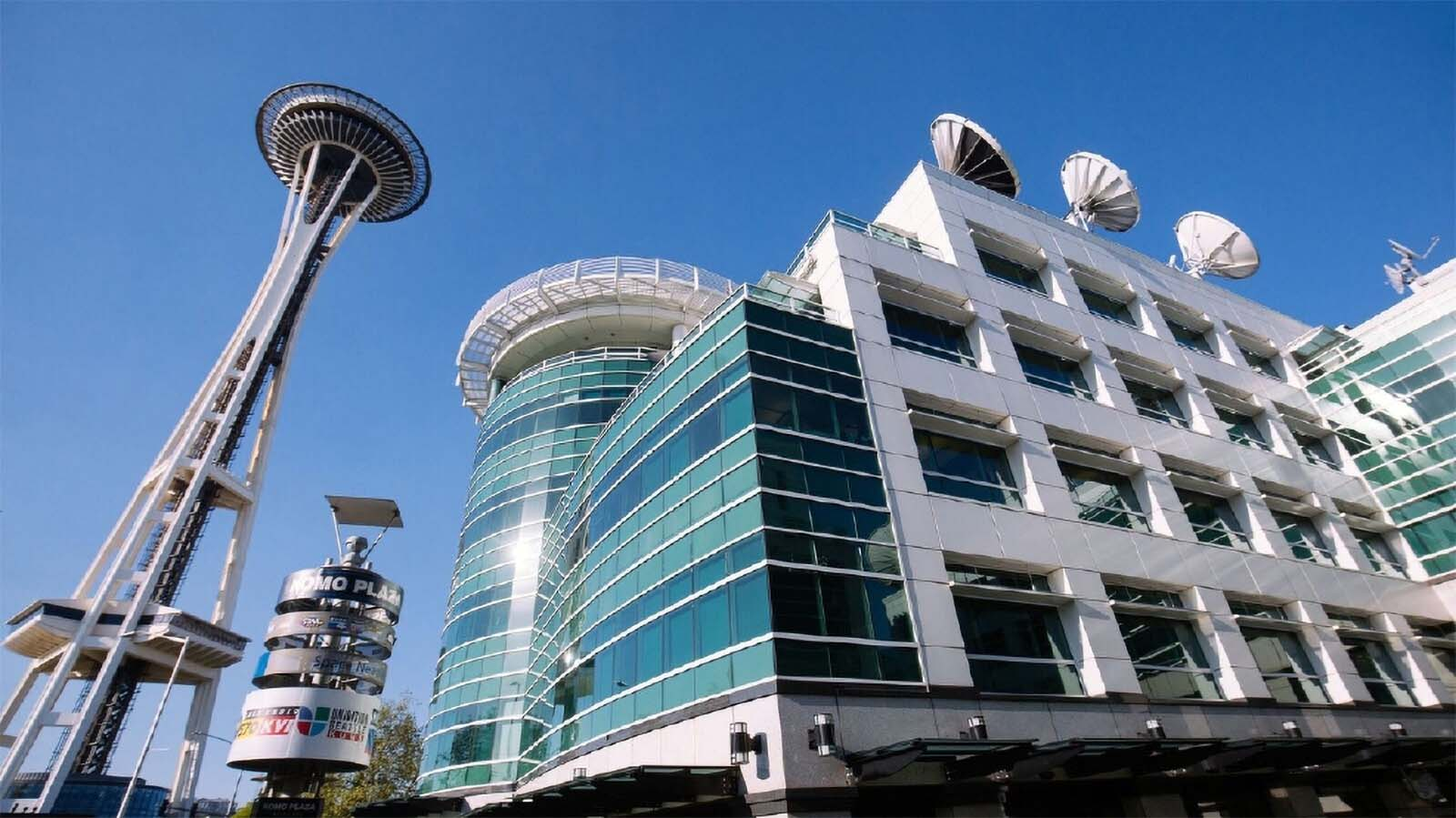 KOMO 4 News Building