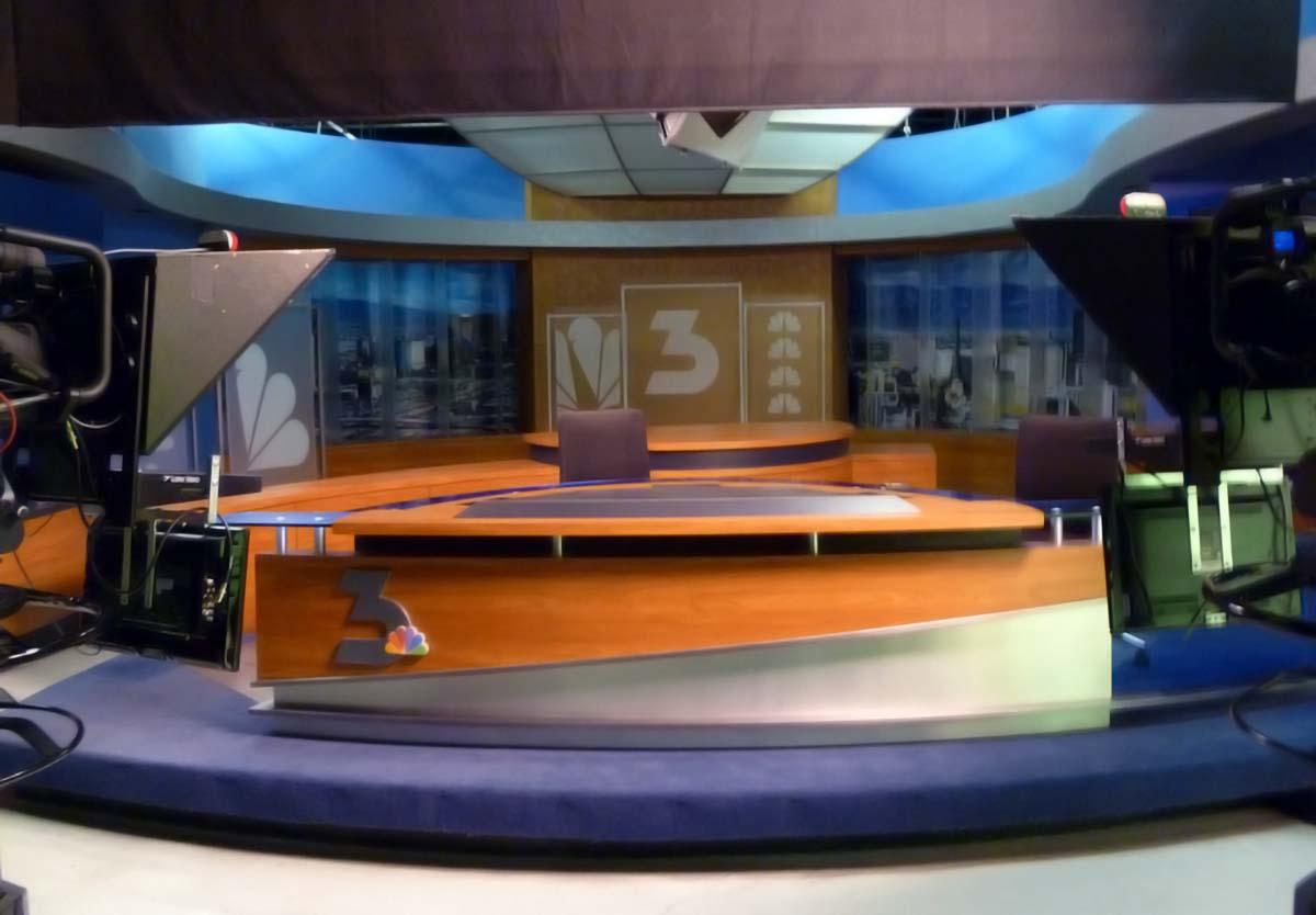 KSNV news studio
