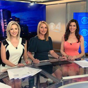 Karli Barnett, Marybel Rodriguez, and Lissette Gonzalez