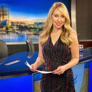 WJXX ABC 25 News Anchor Katie Jeffries