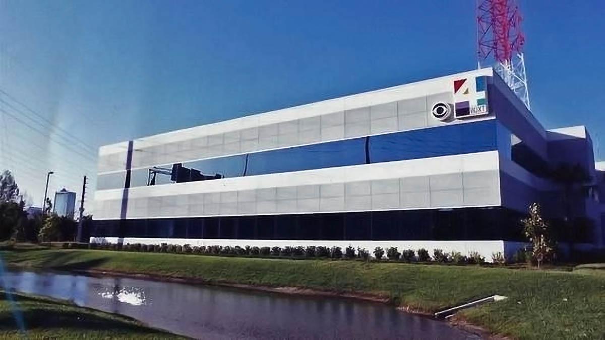News4JAX Jacksonville building