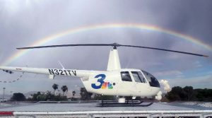News 3 helicopter
