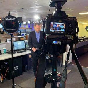 Phil Buck on Camera