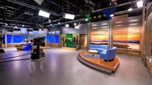 Q13 Fox News studio
