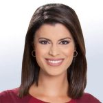 Roxanne Vargas member of news team at NBC Miami