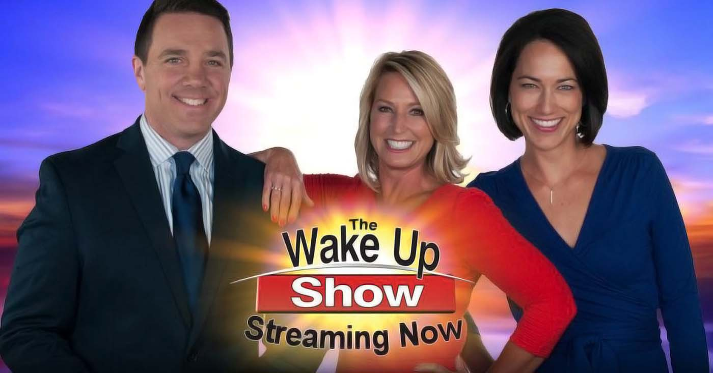 The Wake Up Show Team of KHQ Local News