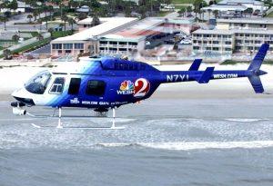 WESH 2 News Orlando News Helicopter
