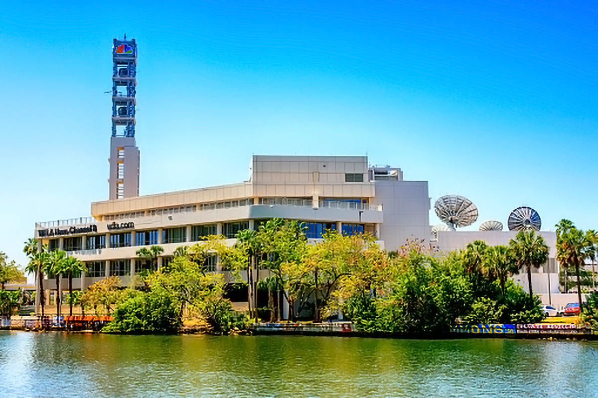 WFLA News Channel 8 building