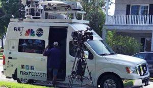 WTLV Live Stream News satellite van | Credits: facebook page