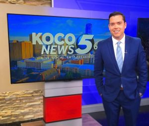 Zach Rael at KOCO 5 News