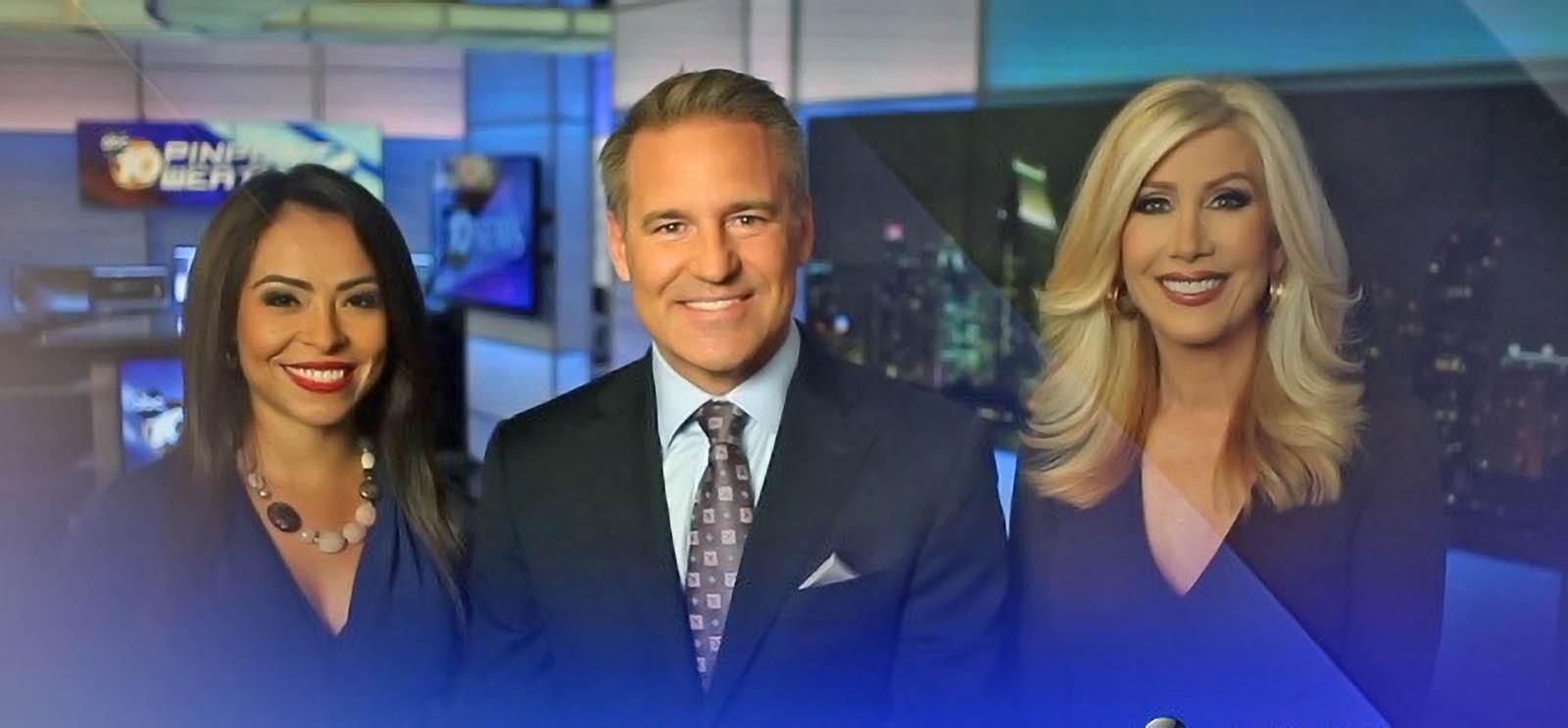 10 News San Diego News Team