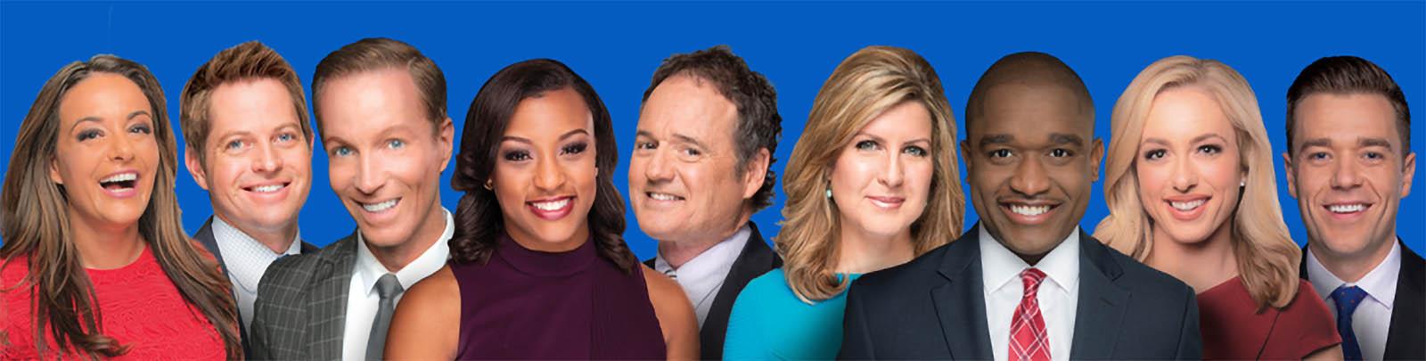 ABC 10 News Sacramento news team