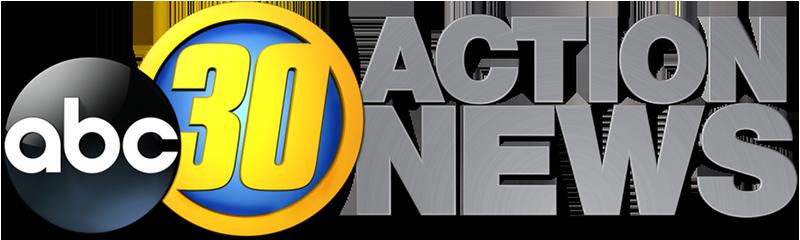 ABC 30 Action News logo