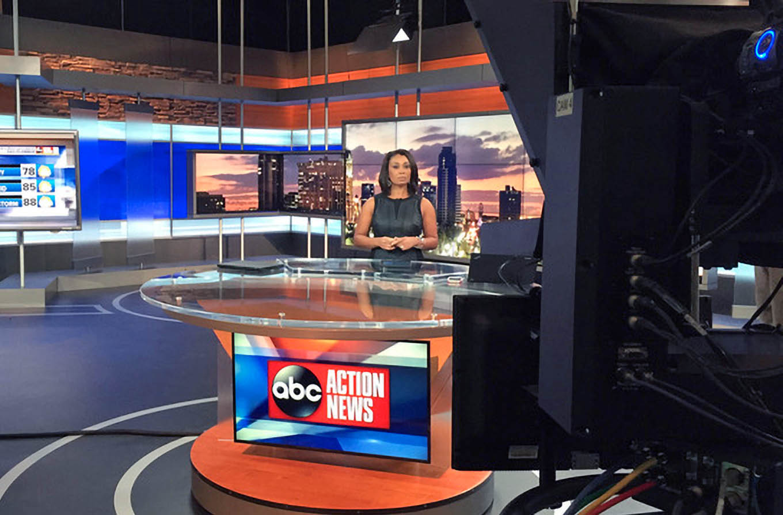 ABC Action News Tampa Studio
