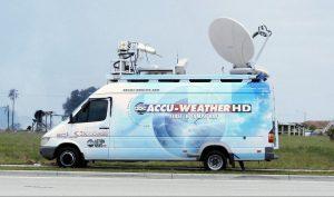 WFTS News Tampa live streaming news van