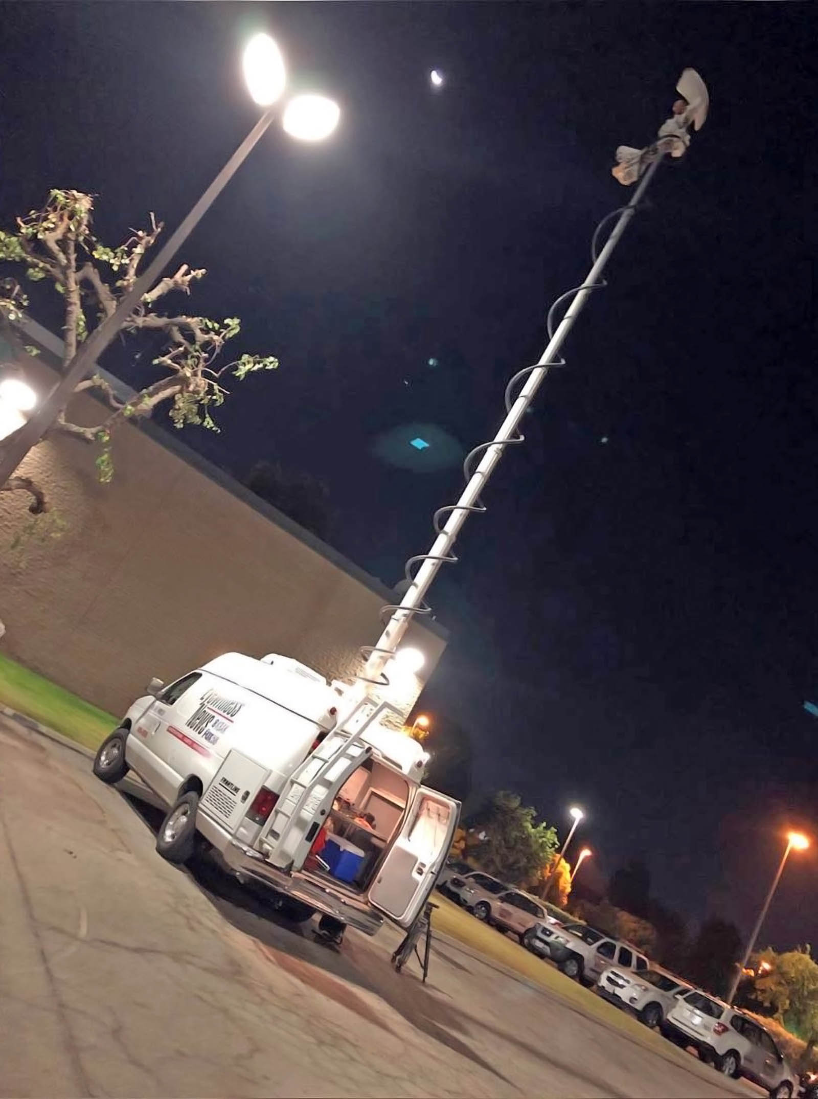 Bakersfield Now News DSNG