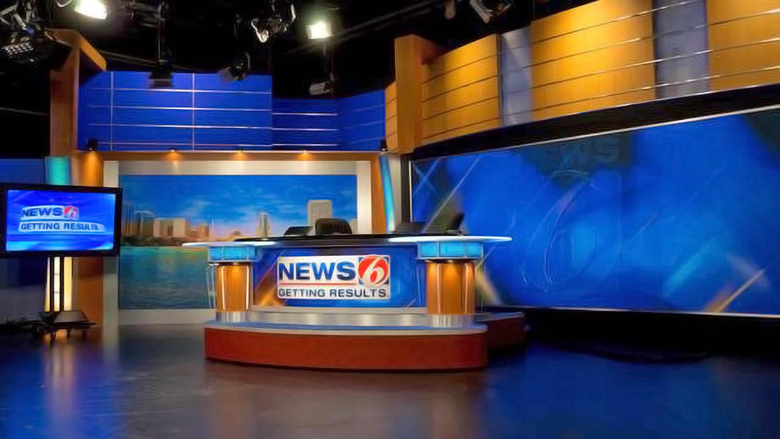 ClickOrlando News 6 Orlando live streaming studio