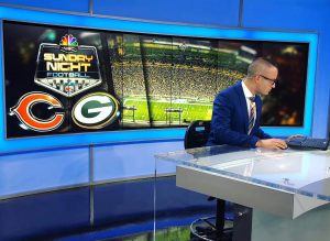 Dan Cohen briefing sports news