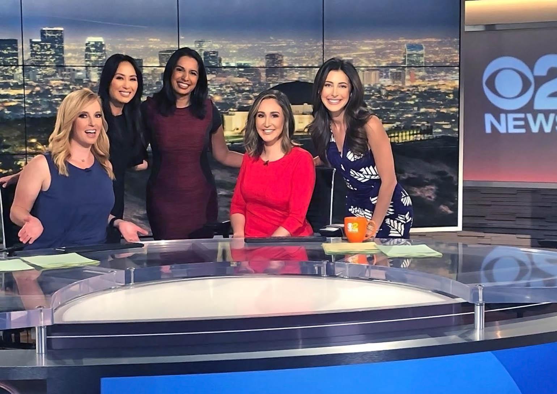 Jasmine Viel, Tina Patel, Suzanne Marques, Danielle Gersh, and Jennifer Kim