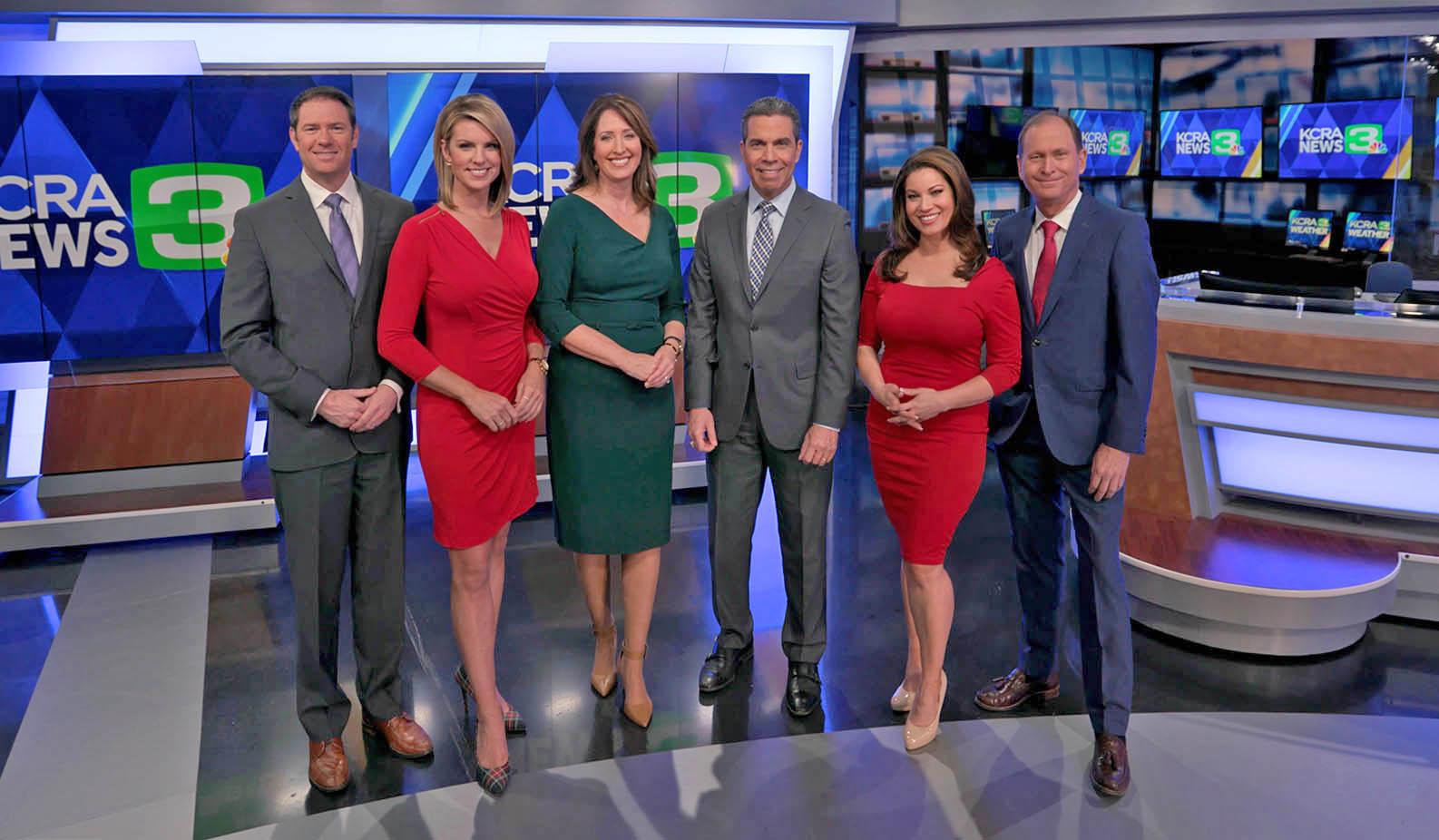 KCRA 3 News newscasters