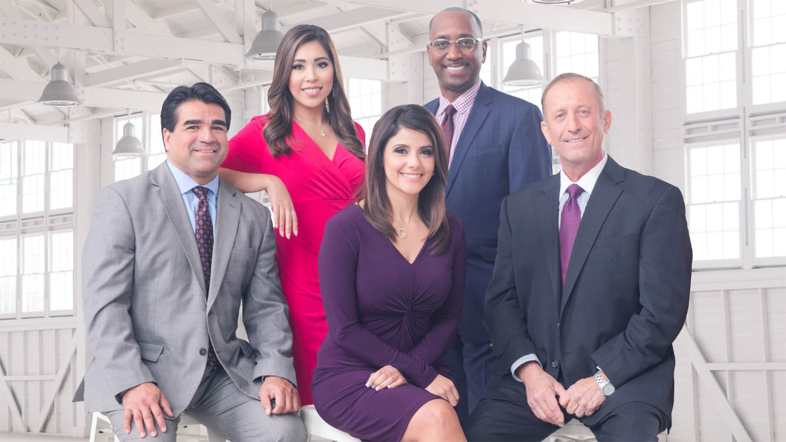 KENS 5 News eyewitness news team