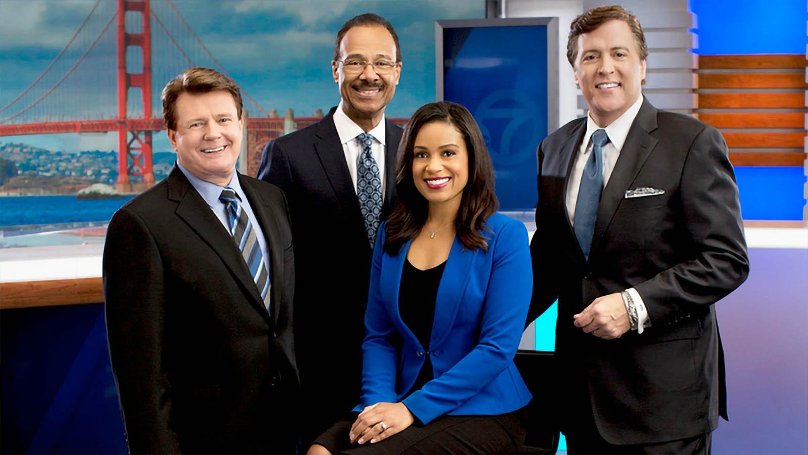 KGO TV News Team