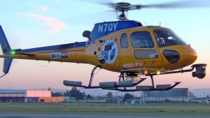 KGO TV News Helicopter