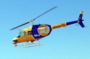 Channel 10 News San Diego news chopper