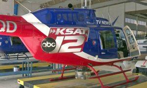 KSAT 12 News live streaming helicopter