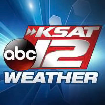 KSAT 12 Weather logo