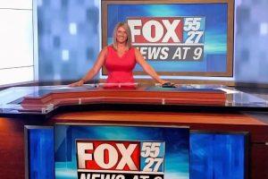 Katie Bandish at WRSP Fox Illinois