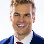 Popular Anchor of ABC30 News Fresno: Landon Burke