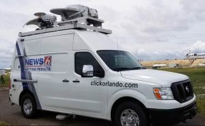 News 6 live stream satellite van