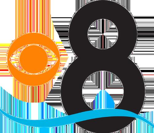 News 8 San Diego logo