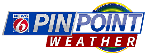 Pinpoint Weather News 6 logo