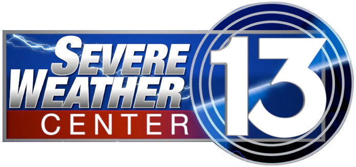 Severe Weather Center 13 logo
