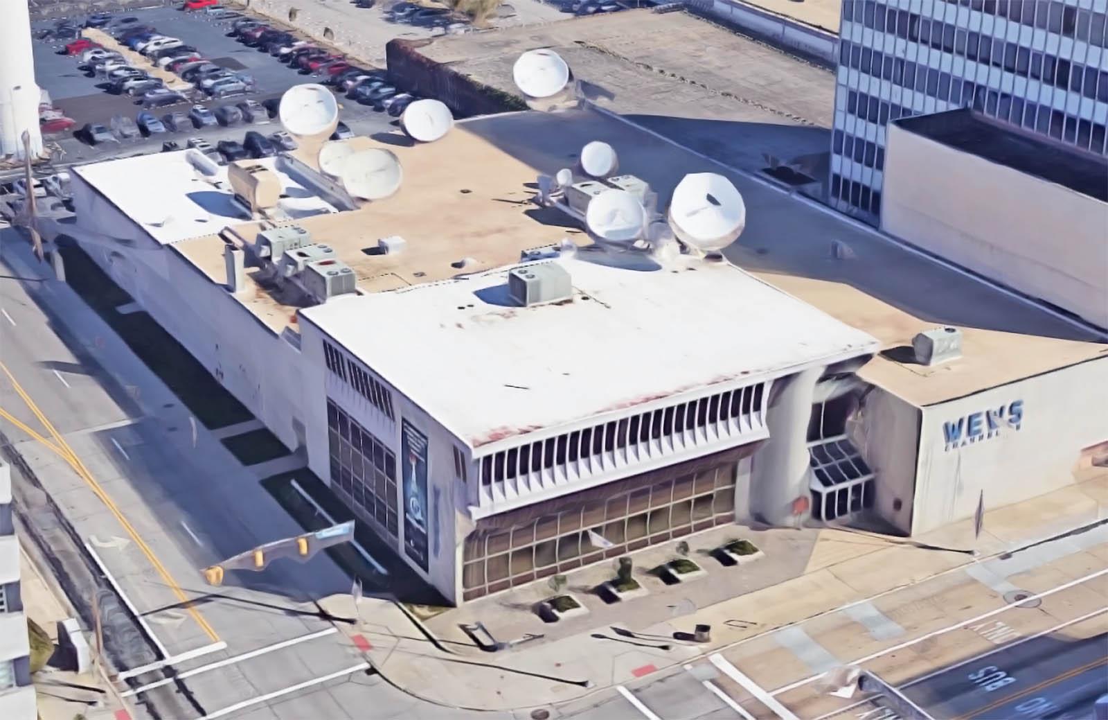 WEWS News studio building