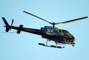 WFLA TV Tampa News Chopper