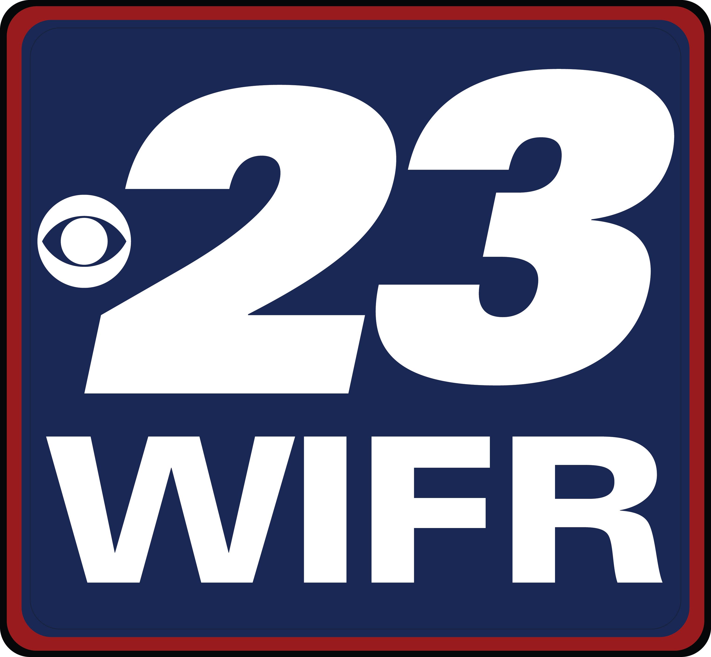 WIFR 23 News logo