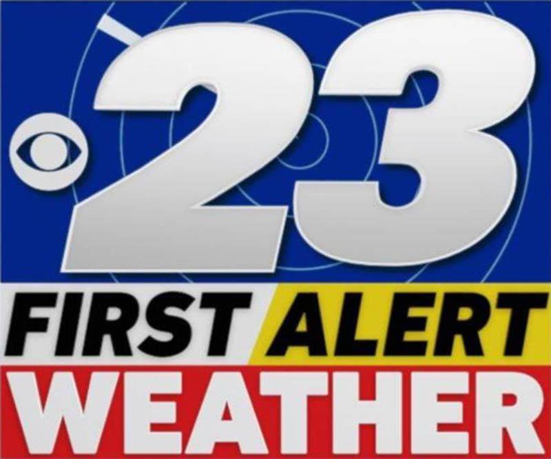 WIFR 23 News weather