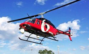 WKMG TV News Chopper