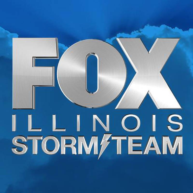 WRSP Fox Illinois Storm Team Weather App logo