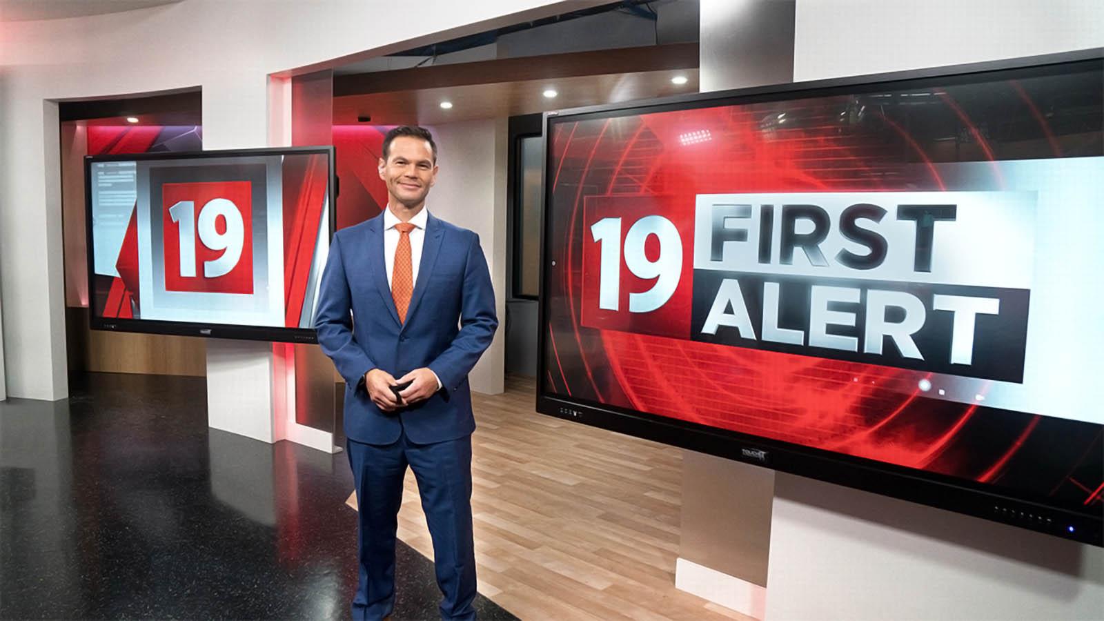 19 News Cleveland First Alert studio