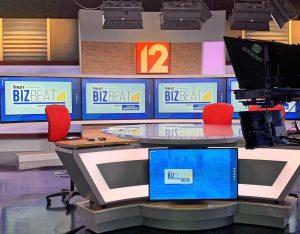 Financial Biz Beat studio WKRC News