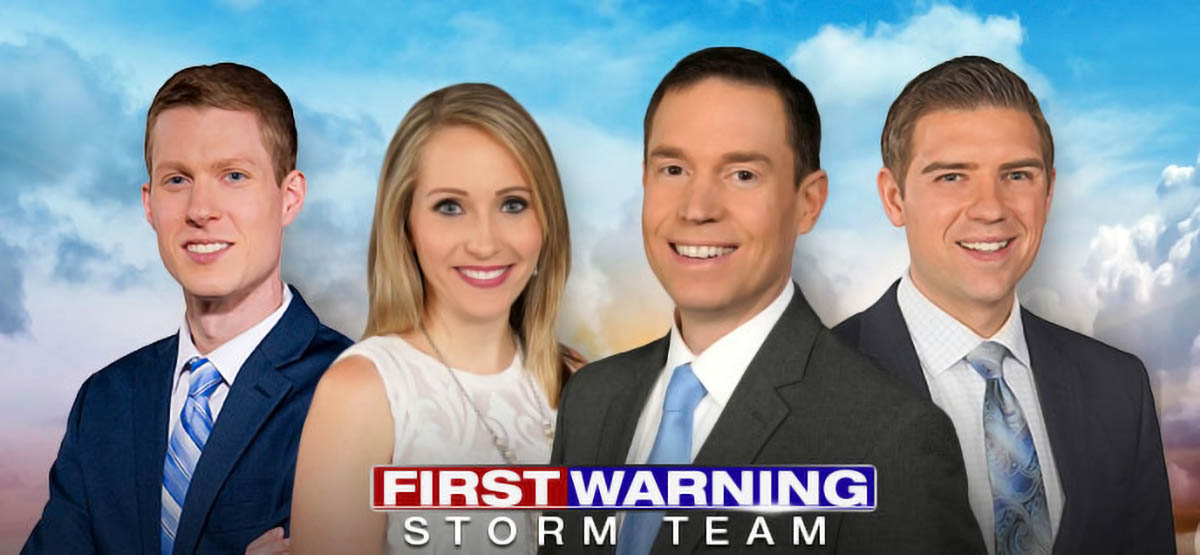 First warning team of WTVG 13abc