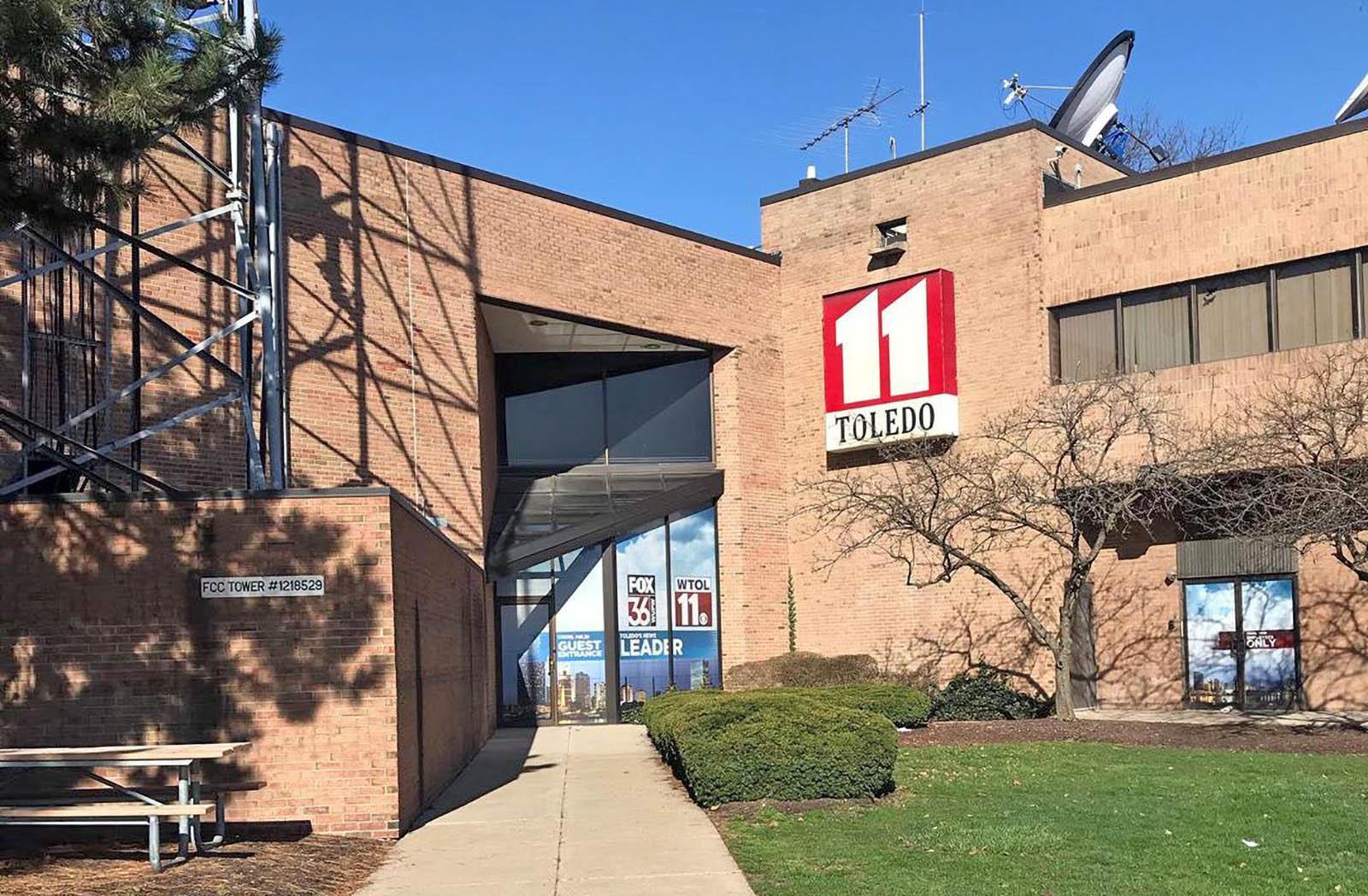 WTOL News Toledo studio building